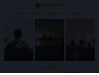 australie-voyage.fr screenshot