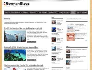 australien.germanblogs.de screenshot