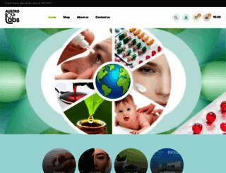 austrolabs.com screenshot