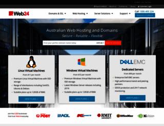 ausweb.com.au screenshot