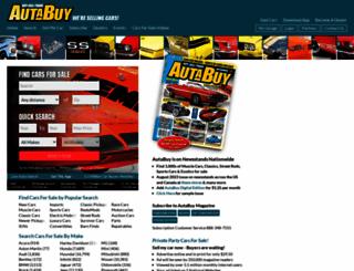 autabuy.com screenshot