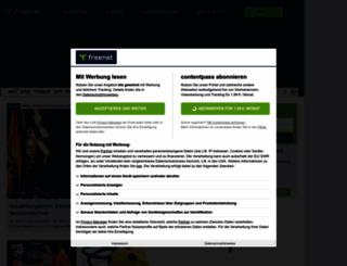 auth.freenet.de screenshot