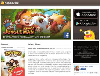 auth.netmarble.com screenshot