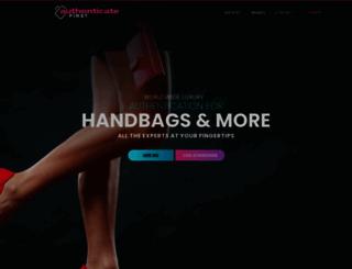 authenticatefirst.com screenshot