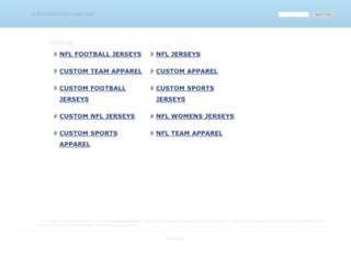authenticteamjerseys.com screenshot