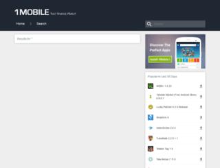 author.1mobile.com screenshot