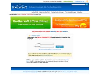 author.brothersoft.com screenshot