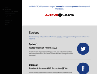 authorcrowd.strikingly.com screenshot