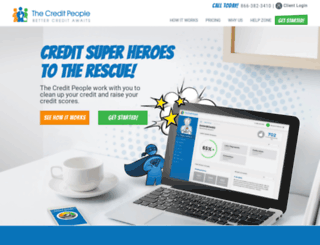 authorizedcreditrepair.com screenshot