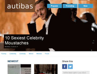 autibas.com screenshot