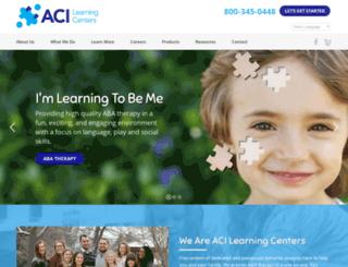 autism.concepts.com screenshot