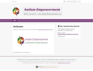 autismempowerment-org.doodlekit.com screenshot