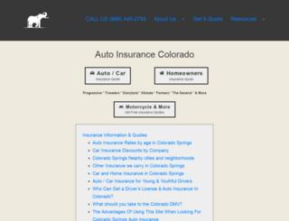 auto-car-insurance.net screenshot