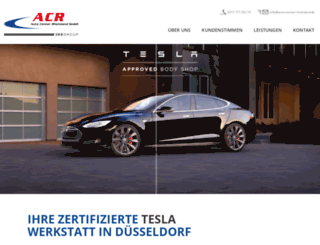 auto-center-rheinland.de screenshot