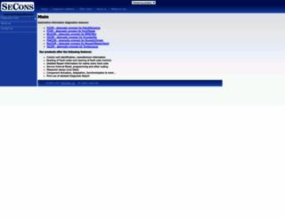 auto-diagnostics.info screenshot