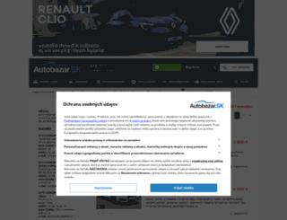 auto-diskont-s-r-o.autobazar.sk screenshot
