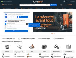 auto-doc.fr screenshot