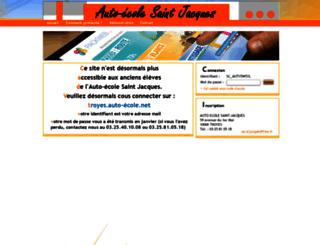 access auto ecole saint jacques formation au code de la route en ligne. Black Bedroom Furniture Sets. Home Design Ideas