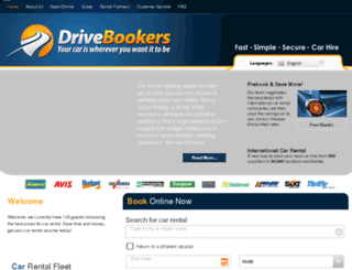 auto-hire-online.com screenshot