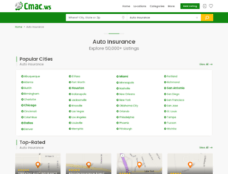 auto-insurance-companies.cmac.ws screenshot