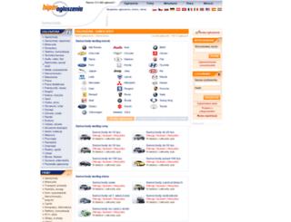 auto-komis.hiperogloszenia.pl screenshot