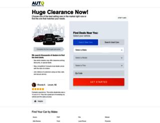 auto-price-finder.com screenshot