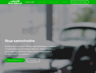 auto-salon.pl screenshot