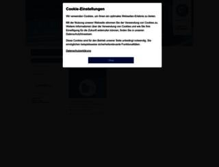 auto-serviceportal.tuev-sued.de screenshot