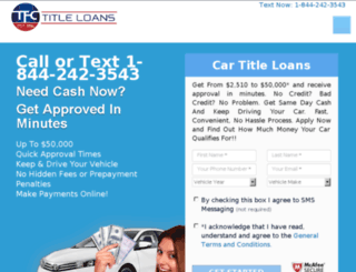 auto-title-loans-los-angeles.com screenshot