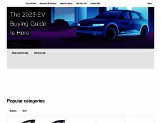 auto.com screenshot