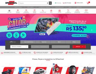 auto.dpaschoal.com.br screenshot