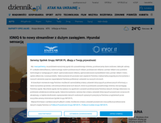 auto.dziennik.pl screenshot