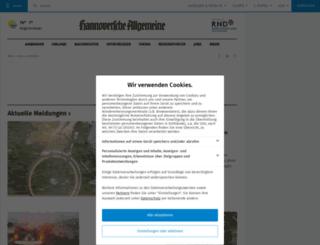 auto.haz.de screenshot