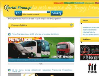 auto.portal-firma.pl screenshot