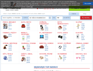 auto.profit-inzerce.cz screenshot