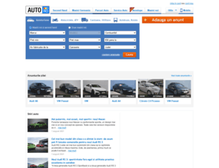 auto.ro screenshot