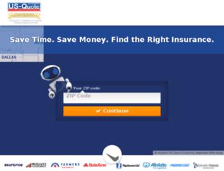 auto.us-quote.com screenshot