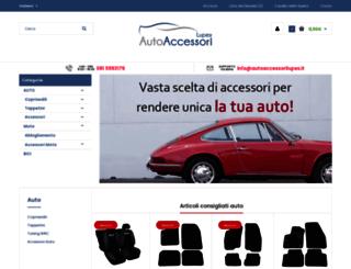 autoaccessorilupex.it screenshot