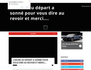 autoalgerie.com screenshot
