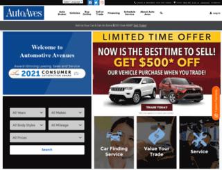 autoaves.com screenshot