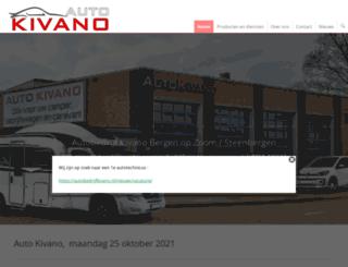 autobedrijf-fiktorie.nl screenshot