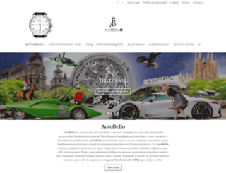 autobello.net screenshot