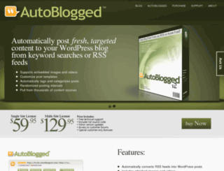 autoblogged.com screenshot