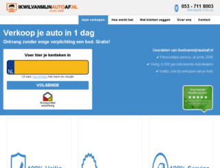 autobloggers.nl screenshot