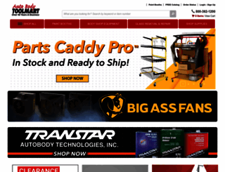 autobodytoolmart.com screenshot