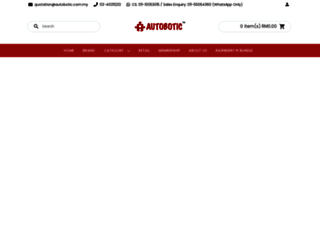 autobotic.com.my screenshot