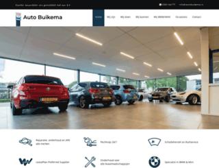 autobuikema.nl screenshot