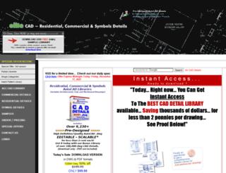 autocaddetails.net screenshot