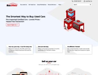 autocarbazar.com screenshot