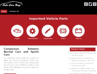 autocarebuzz.com screenshot